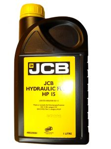 Oil hydraulic HP 15 1 LITR JCB
