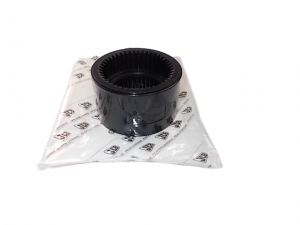 Sleeve coupling (Black) JCB MINI