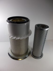 INNER AND OUTER AIR FILTERS 3CX 4CX JCB
