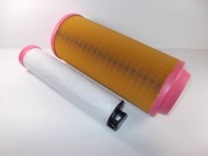 INNER AND OUTER AIR FILTERS 1997-2005 3CX 4CX JCB