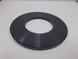 Spacer Black, 50.75 Borex 6.0 mm Thick