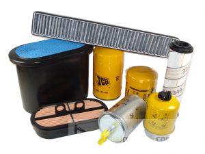 Filter Service Kit JCB 3CX 4CX 2005-2006