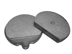 Hand brake pad 2001-> JCB 3CX 4CX