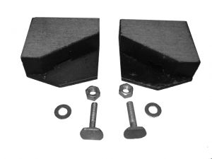 Parking brake pad kit JCB 3CX 4CX