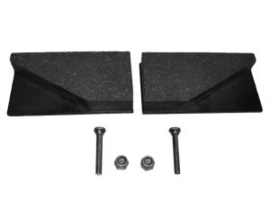 Hand brake pad kit JCB 3CX 4CX