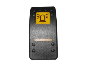 Actuator beacon switch decal JCB 3CX 4CX
