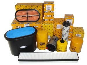 Filter service kit engine DieselMax - JCB 3CX 4CX