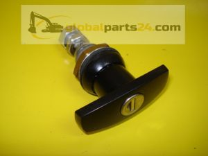 Handle Bonnet Lock MINI JCB