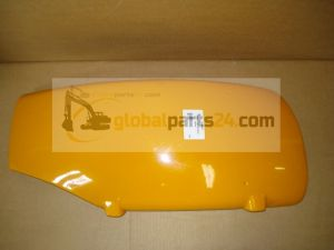 Fender front left ahnd yellow, 343mm wide