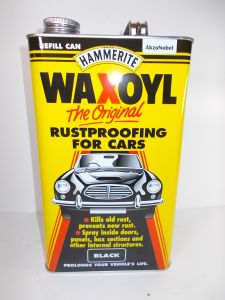 Sealant Waxoyl 5 ltr can