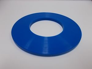 Spacer Blue, 50.75 Borex 5.0 mm Thick