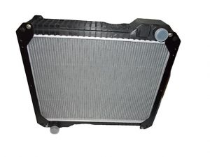 Radiator 5 row, 9.4 fin/inch JCB 3CX 4CX